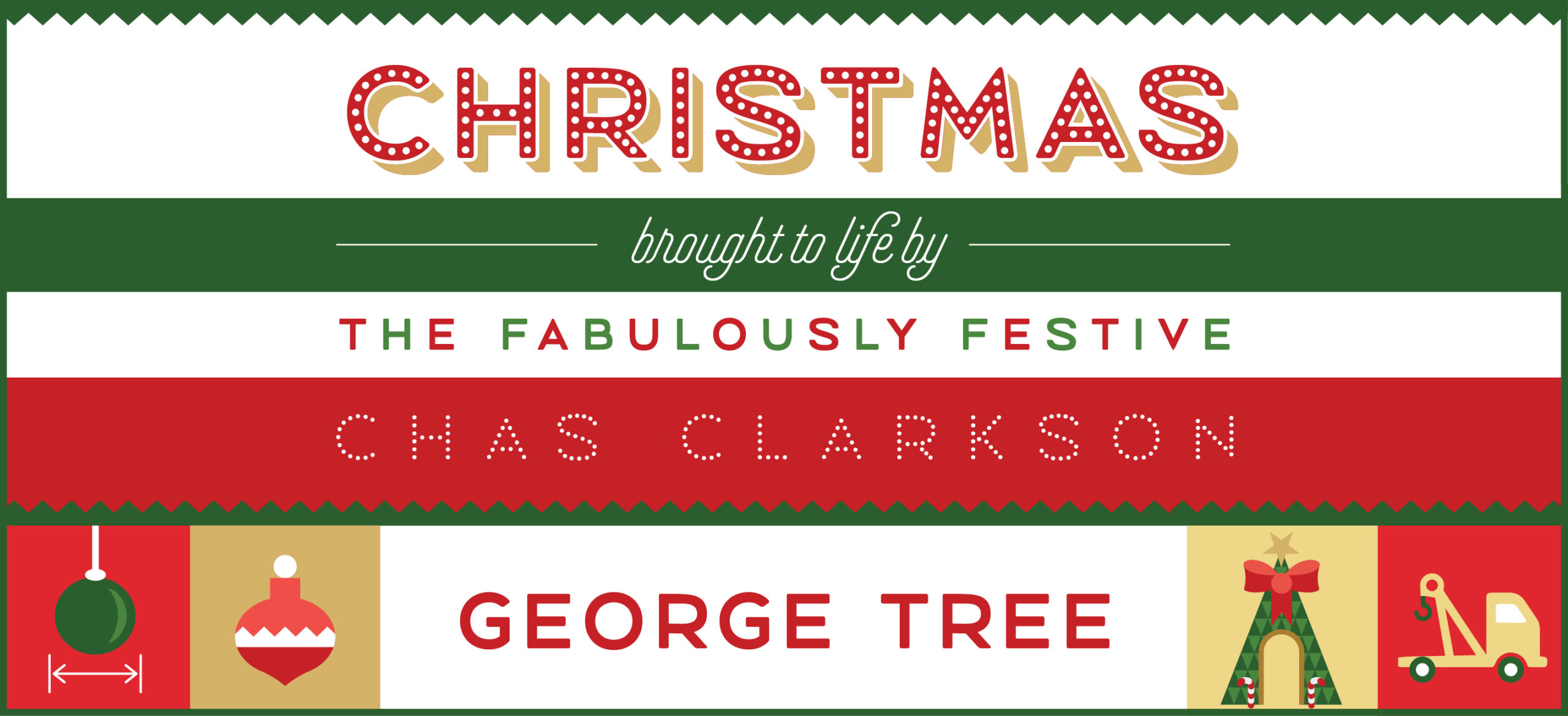"Chas Clarkson ""George"" Tree Info Pack"