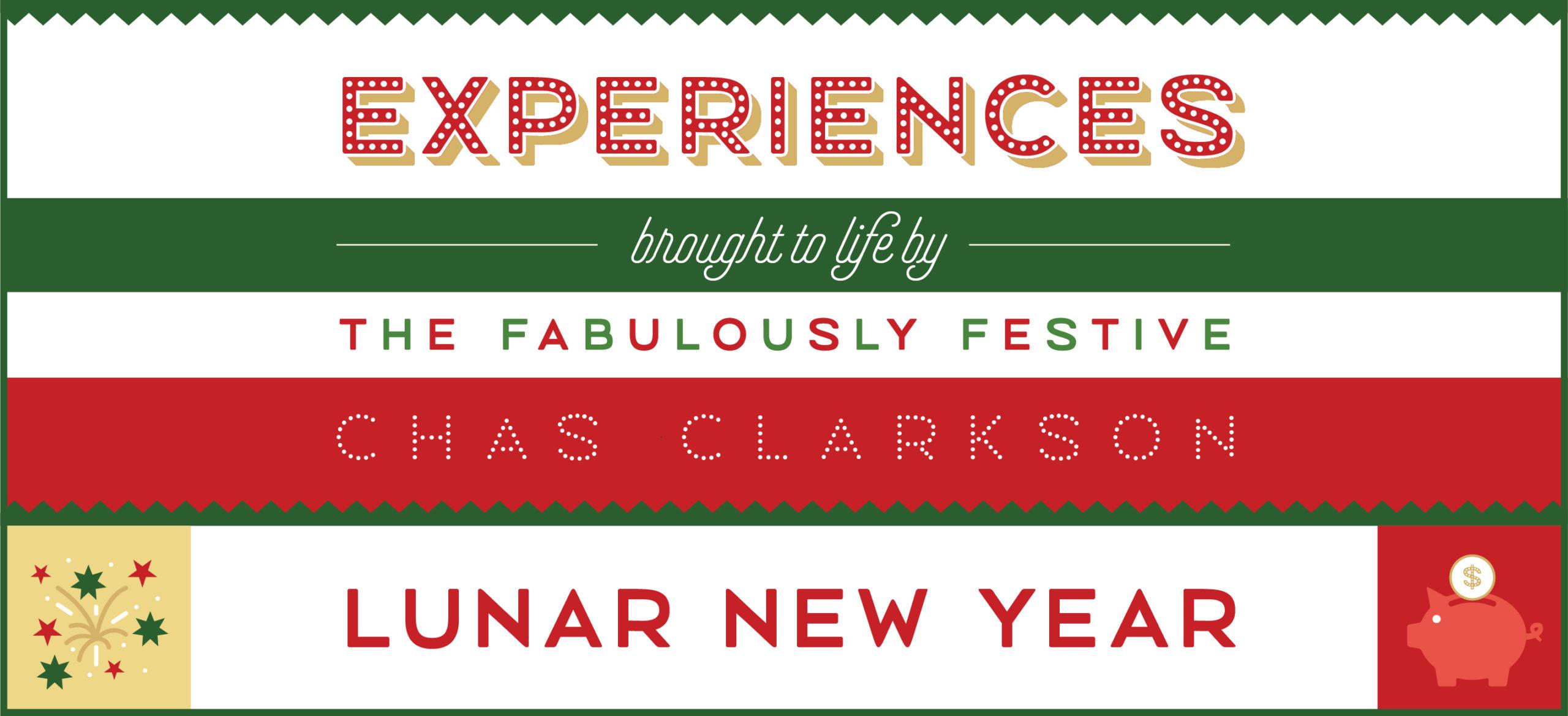 Chas Clarkson Lunar New Year Portfolio