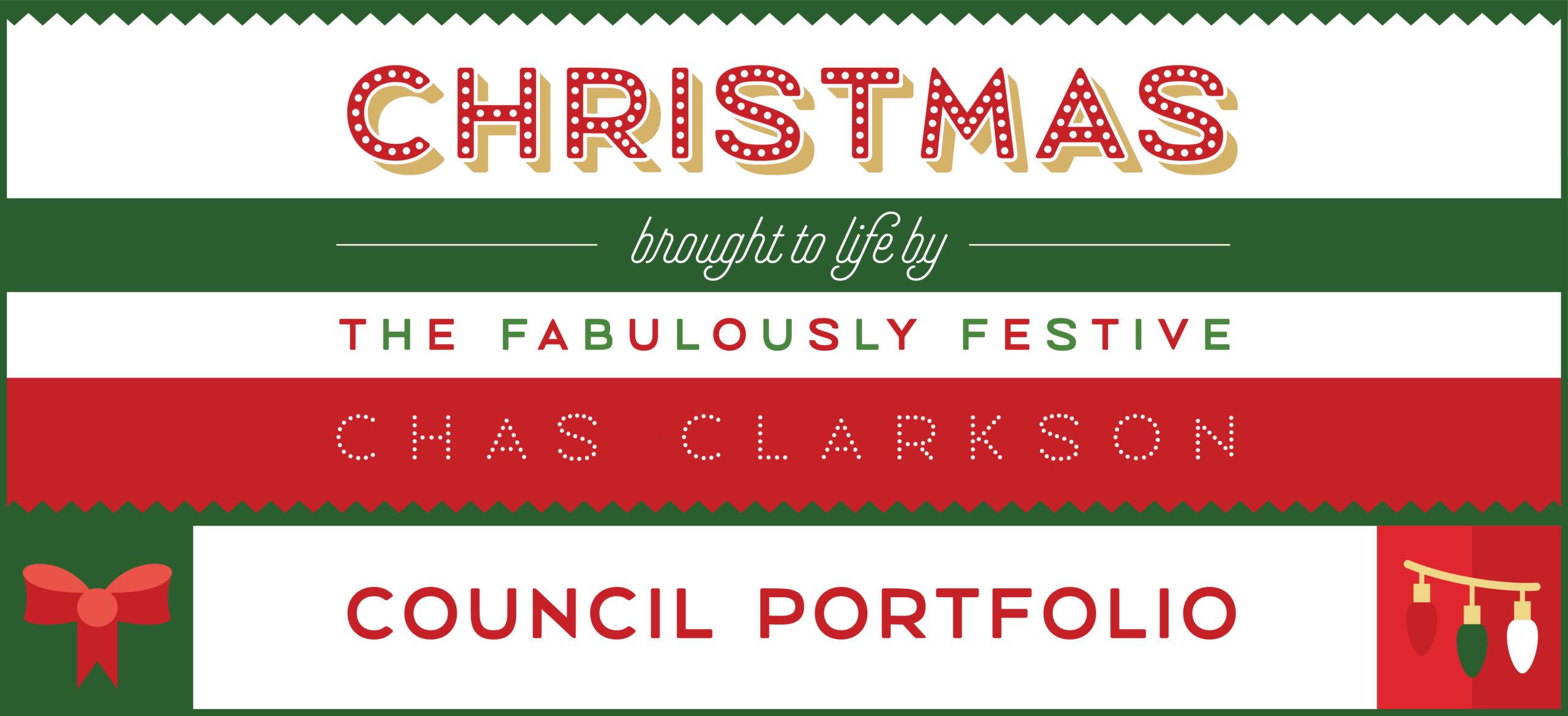 Chas Clarkson Councils & Public Spaces Portfolio 2021
